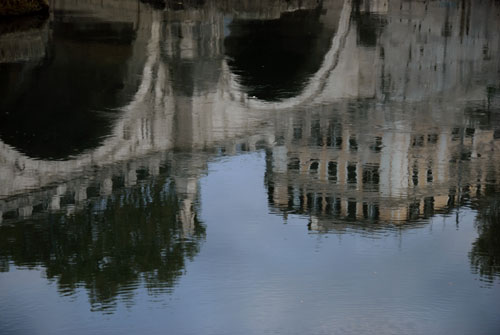 """Ponte Sant'Angelo"""