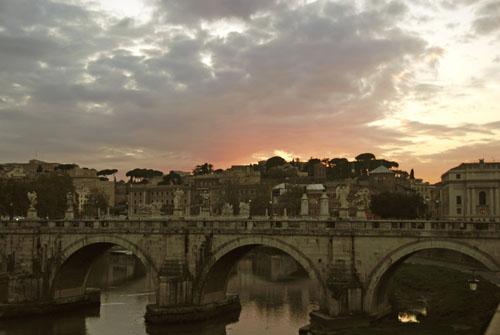 """""""Roma at dawn"""""""