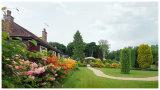Garden in Drumpellier Country Park
