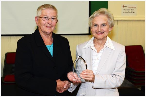 Presentation of Bill McKelvie Trophy