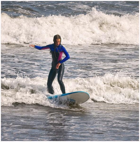 St. Andrews Surfer