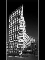 Twisty building Liverpool