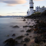 Cloch Lighthouse at Sunrise
