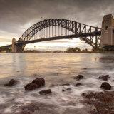 Harbour Bridge at Sunrise