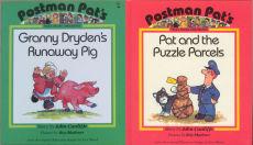 14a. First Postman Pat books