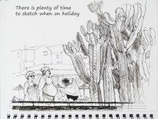 Cactus & pool  eople