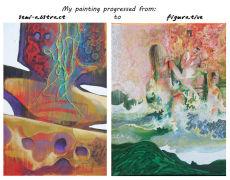 5b. Painting progress
