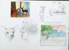 Bambi - Mood &  animals