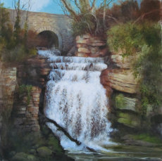 Culvert stream
