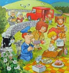 16. Picnic for Greendale folk