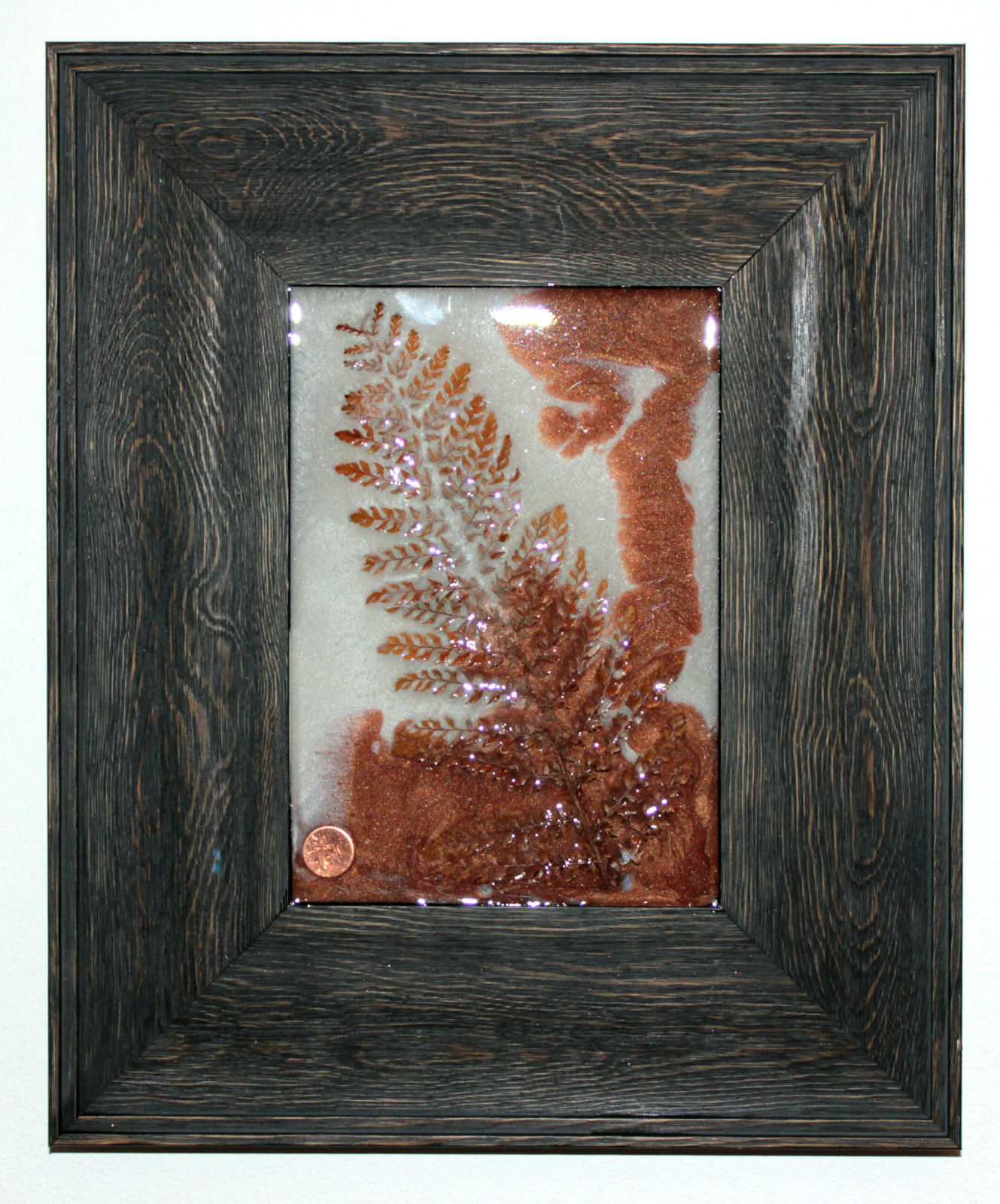 Copper Fern I