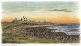 'Dunstanburgh Castle' - signed limited edition fine art print