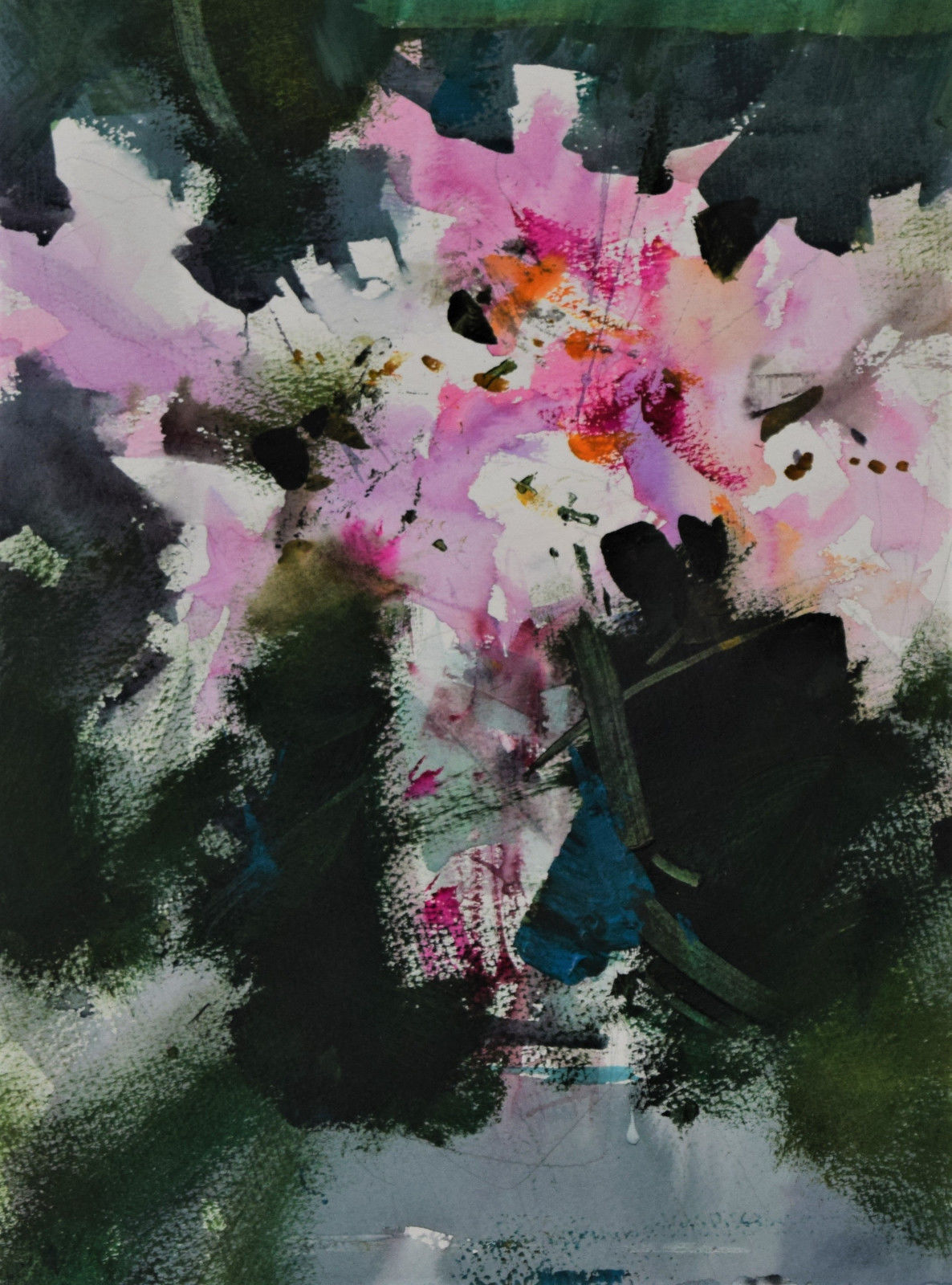 MM.116 Abstract Flowers