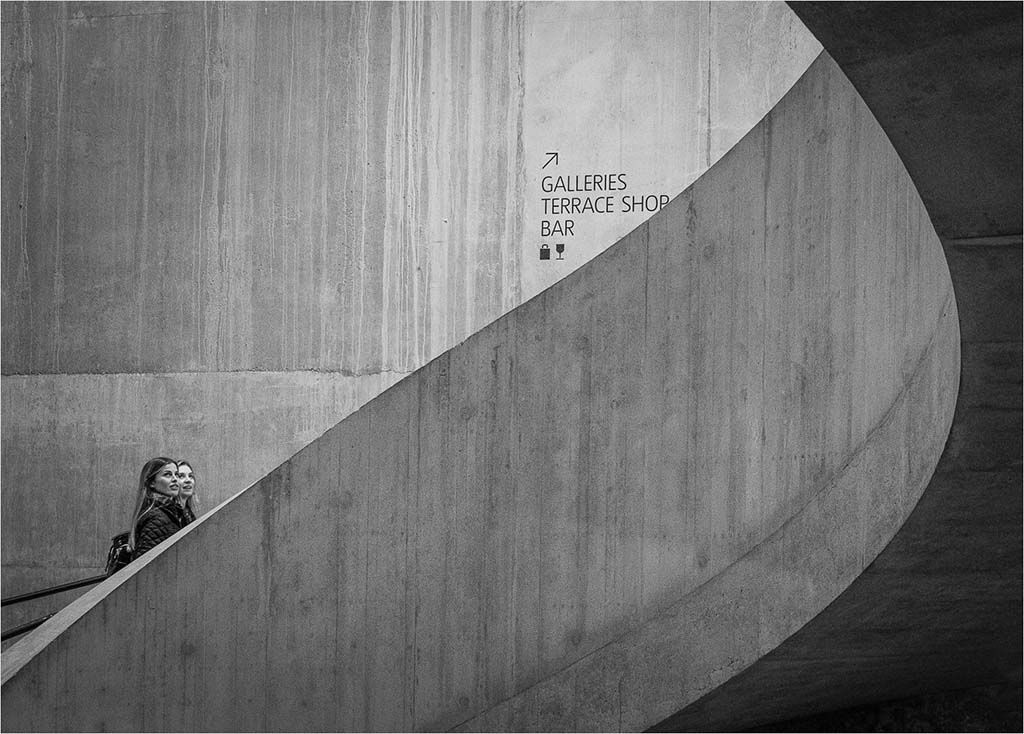 Ascending the Stairs by John Green 12 A
