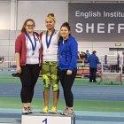 Becki bronze medal