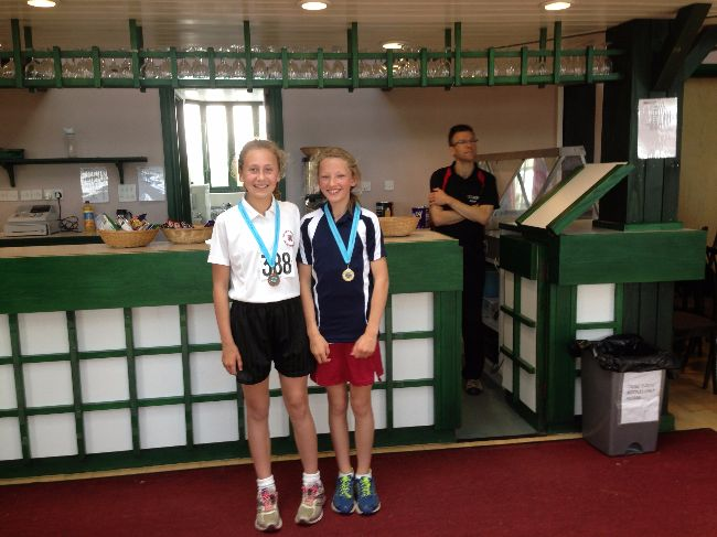 Flo Brill and Katie Tasker