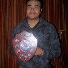 Junior Clubman Kia Harrison