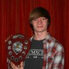 Club Male Award Lucas Fidler