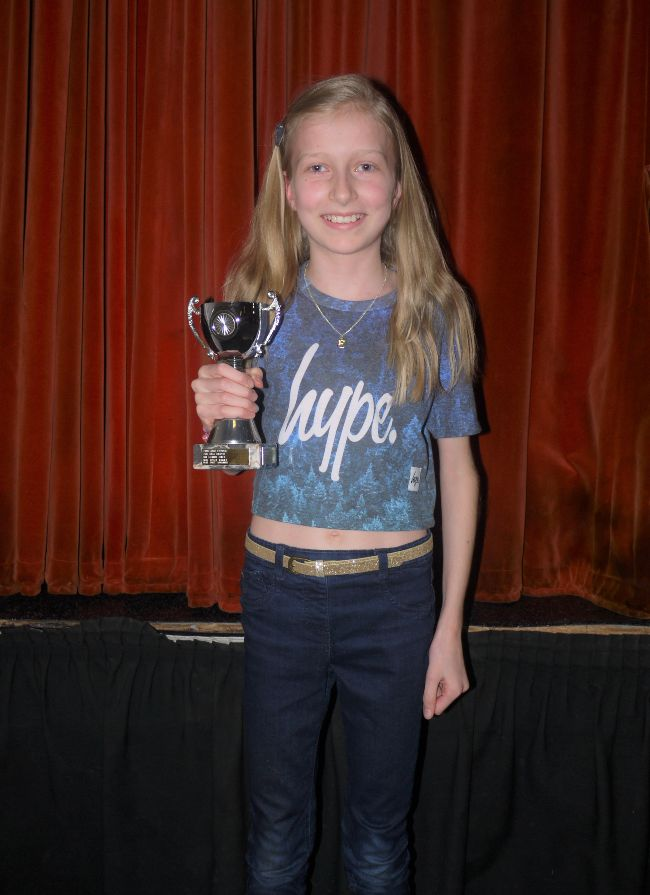 U11G Track Evie Hemmings