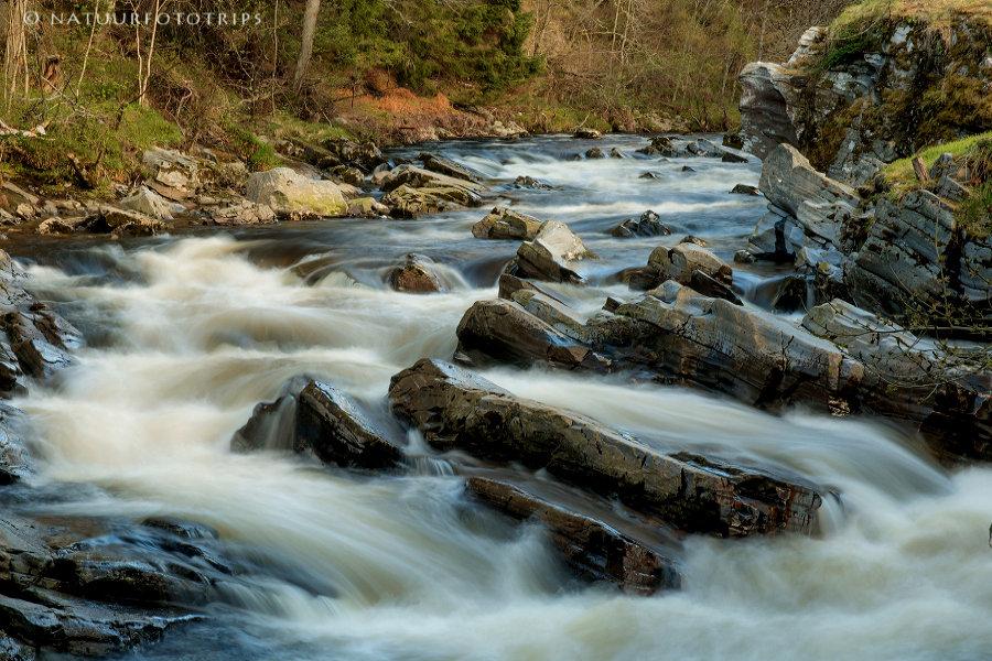 Fotoreis Schotland herfst shortbreak