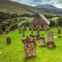 Cille Choirill church