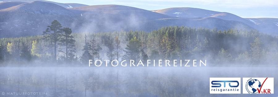 fotografiereizen naar schotland