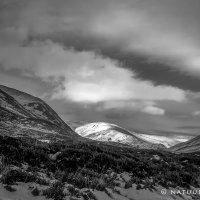 Glen Cluny, Schotland