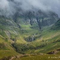 Stob Coire nam Beith, Glencoe, Schotland