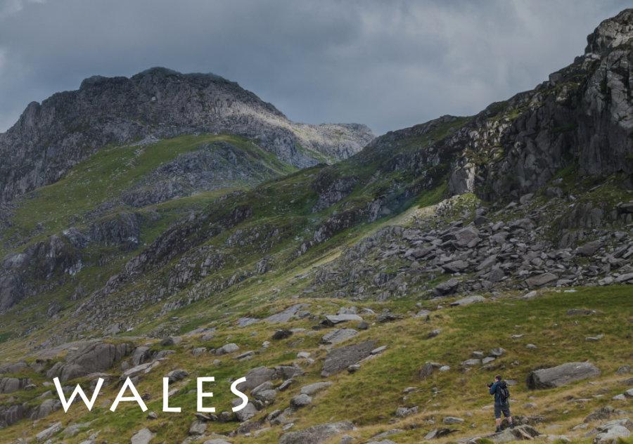 fotoreizen naar wales - snowdonia national park