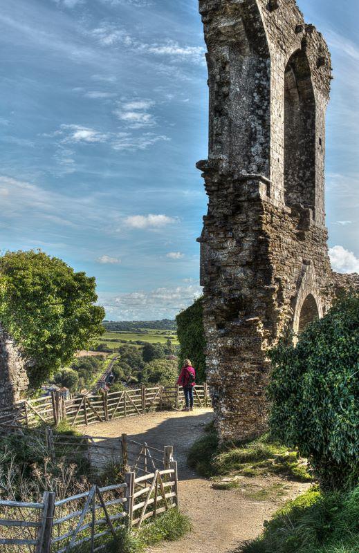 Corfe Castle 9