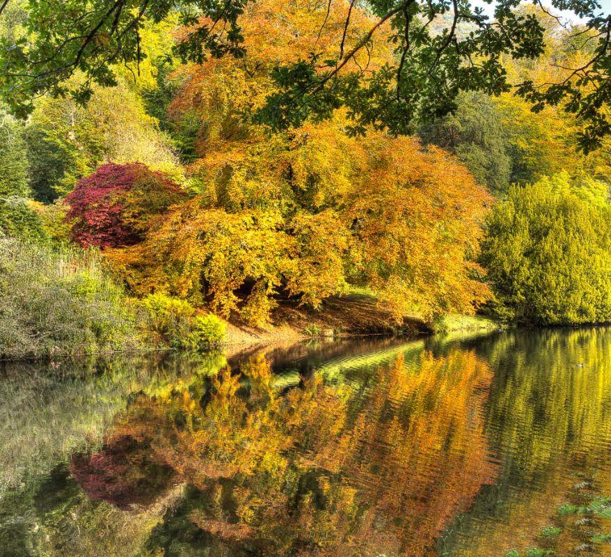 Stourhead Gardens 11
