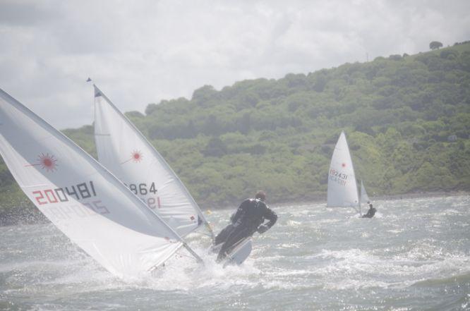 Welsh Laser Nationals 2011