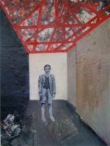 Figure in Studio (Memories of Dad), (2009)