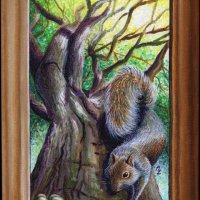 Squirrel Mischief