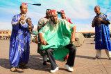 Berber Folk Dancers