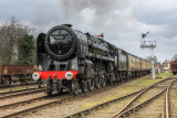 Cromwell on The GCR