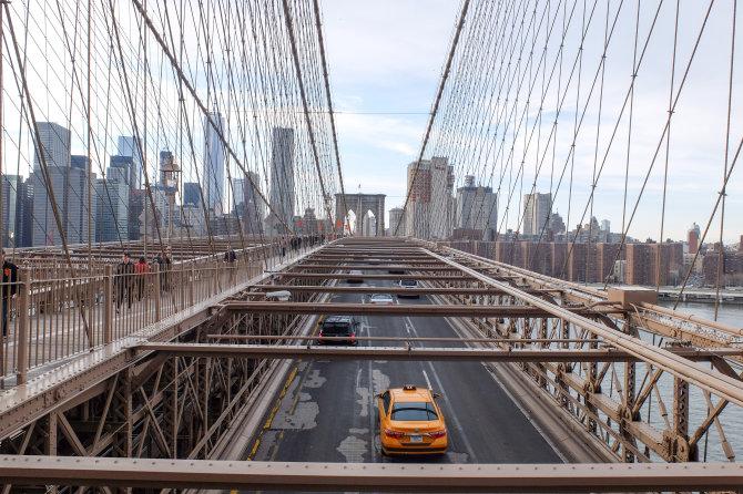 NEW YORK FREEWAY