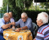 Men Playing Scopa