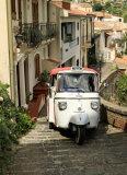Auto Rickshaw - Italian Style