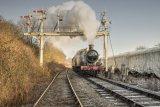 Midland Railway Santa Special