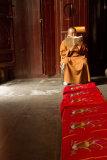 Bhuddhist Monk