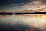 Attenborough Sunset
