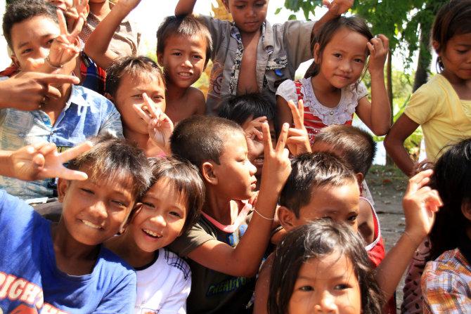 Cambodian Children