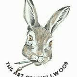 my own logo 'sylvies hare'