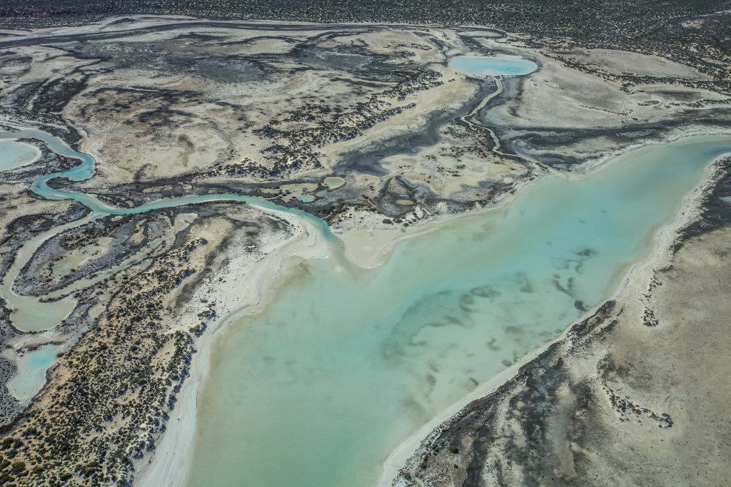 Aerial Remote Western Australia
