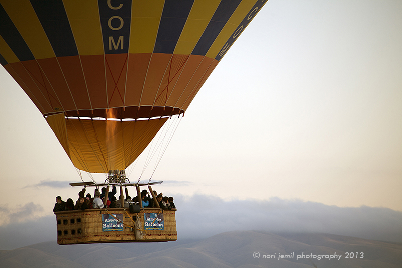 Dawn Balloon Ride