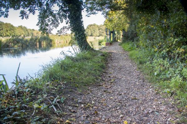 Branbridge Lower Lock Sluice