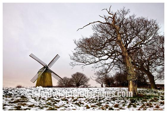 Bembridge Windmill.