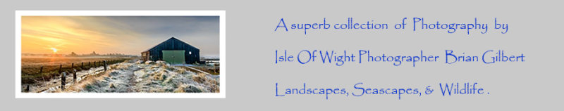 LANDSCAPE PHOTOGRAPHY OF THE ISLE OF WIGHT..