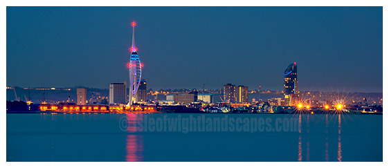 The Spinnaker Tower Portsmouth.